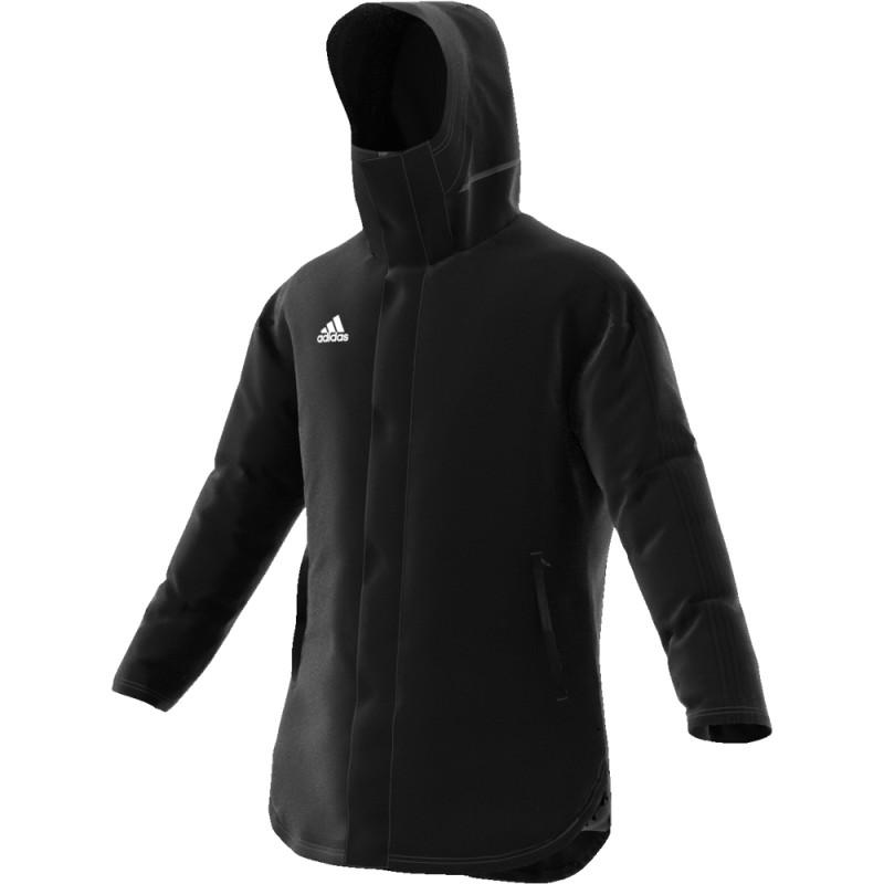 Adidas condivo 18 stadium parka kabát