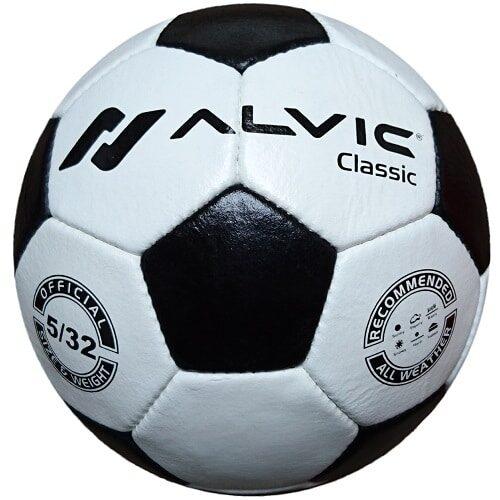 Alvic Classic bőr focilabda Labdarúgás