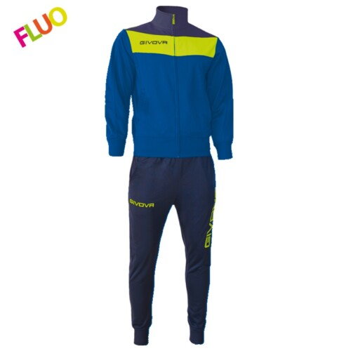 givova melegítő Tuta Campo Fluo Utcai ruházat