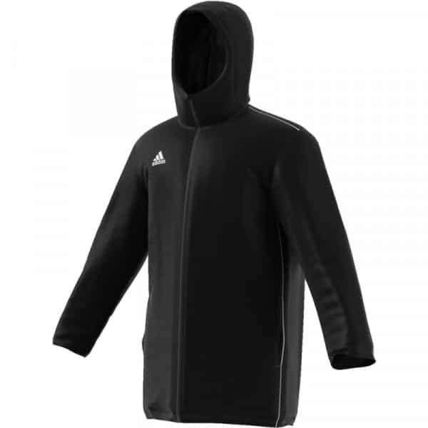 Adidas kabát CORE18 - Szi-Zo 120867bed8