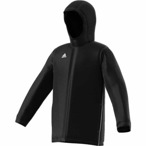 Adidas kabát CORE18 STD JKTY Junior Utcai ruházat