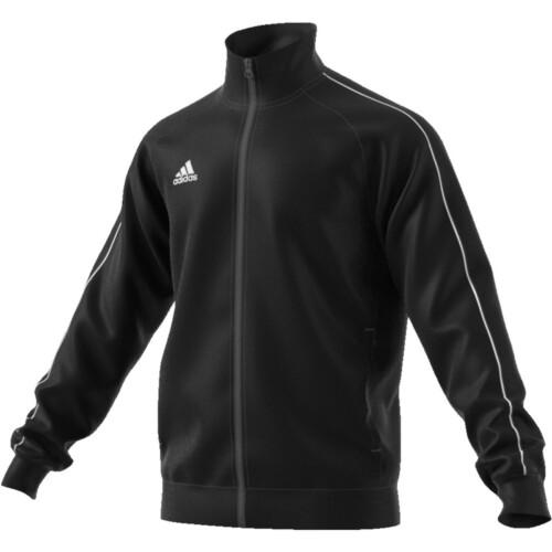 Adidas core 18 pes jacket melegítő felső Férfi tréning felsők
