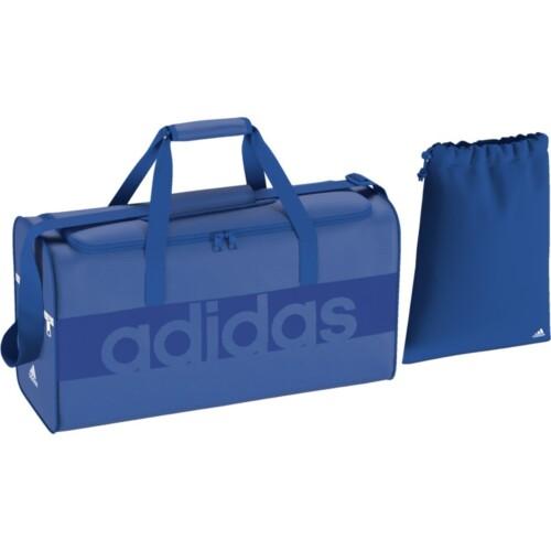 Adidas tiro linear teambag táska m blue (kék) akciós