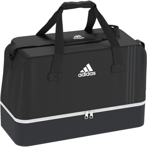 Adidas tiro teambag bottom compartment táska black akciós