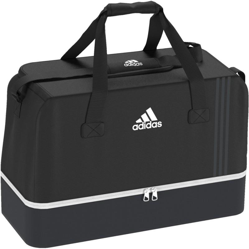 Adidas tiro teambag bottom compartment táska black