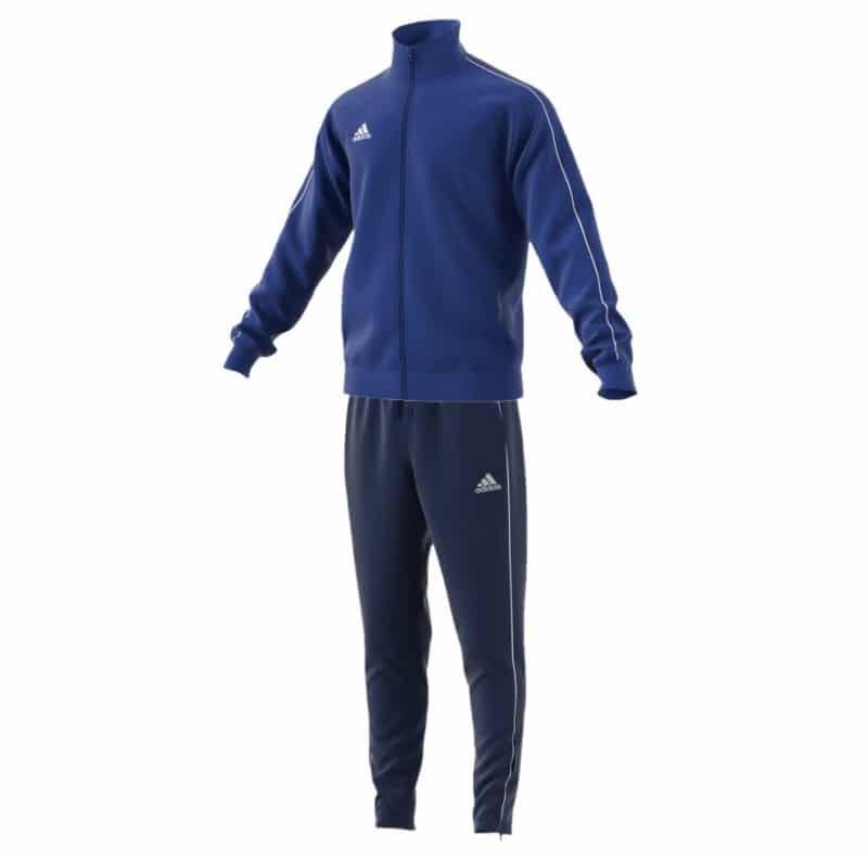 Adidas core18 melegítő alsó