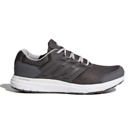 Adidas cloudfoam ultimate grey three grey wo grey férfi sportcipő F34455