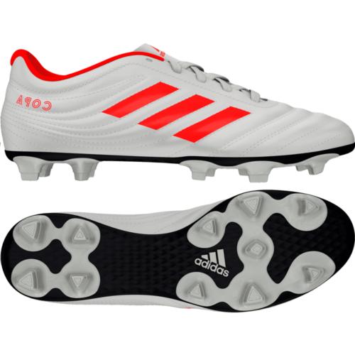 Adidas COPA WHITE/ ORANGE 19.4 FG focicipő D98067 Labdarúgás