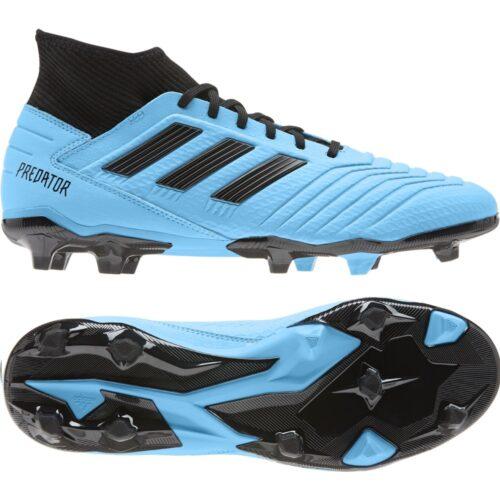 Adidas predator 19.3 fg foci cipő F35593 Labdarúgás