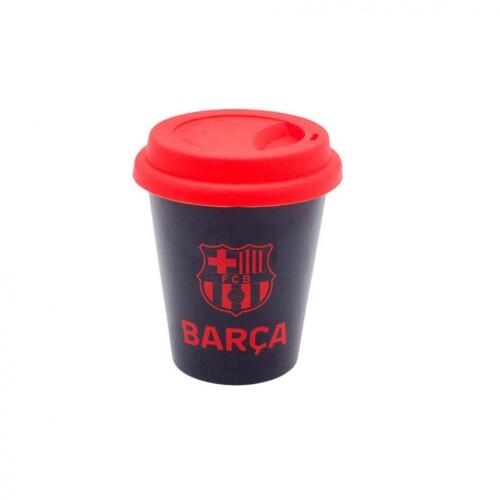 Barcelona kávés bögre Szurkolói relikviák