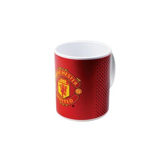 Manchester United bögre Szurkolói relikviák