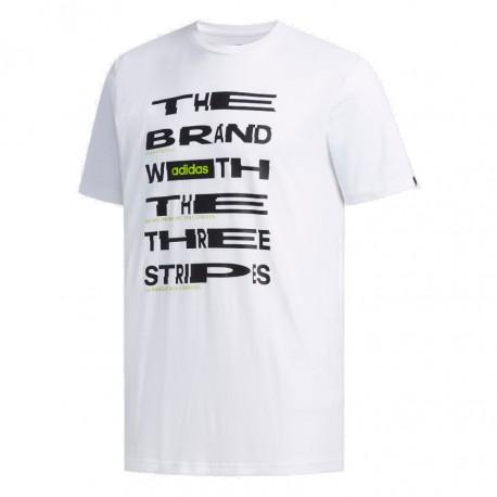 Adidas férfi póló FM6281 Utcai ruházat