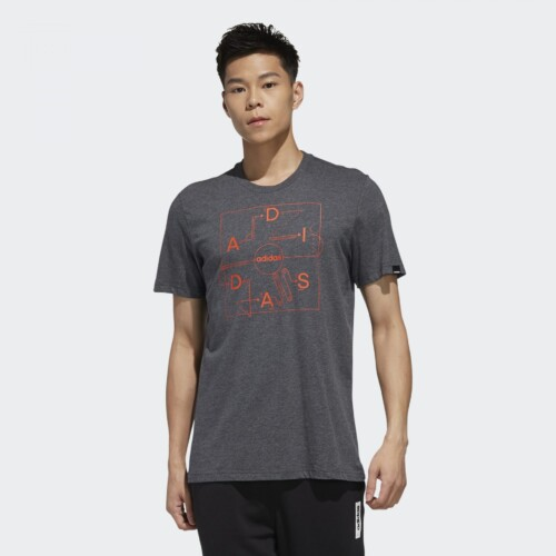 Adidas férfi póló FM6061 Utcai ruházat