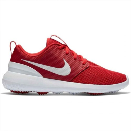 Nike Roshe G Junior Golf Cipő Red/White Női